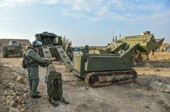 Более двадцати «Уран-6» поступят в инженерные войска в 2020 году