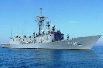 Турецкий флот закрыл небо над Ливией