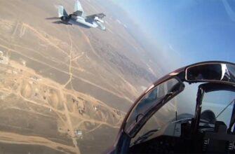 Израильский спутник-шпион показал снимки «российских самолётов, вертолётов и радара» в Ливии