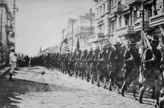 NI: Русские не забыли, как американцы вторглись в Россию 100 лет назад