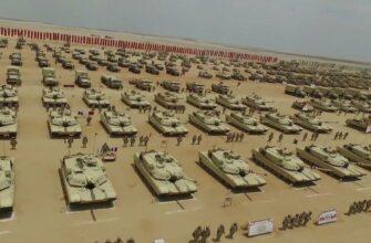 Президент Египта призвал военных готовиться к выполнению боевых задач за пределами страны