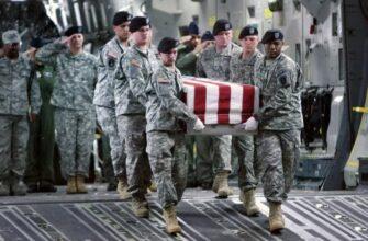 В США обвинили Россию в выплате вознаграждений за убийство американских военных в Афганистане