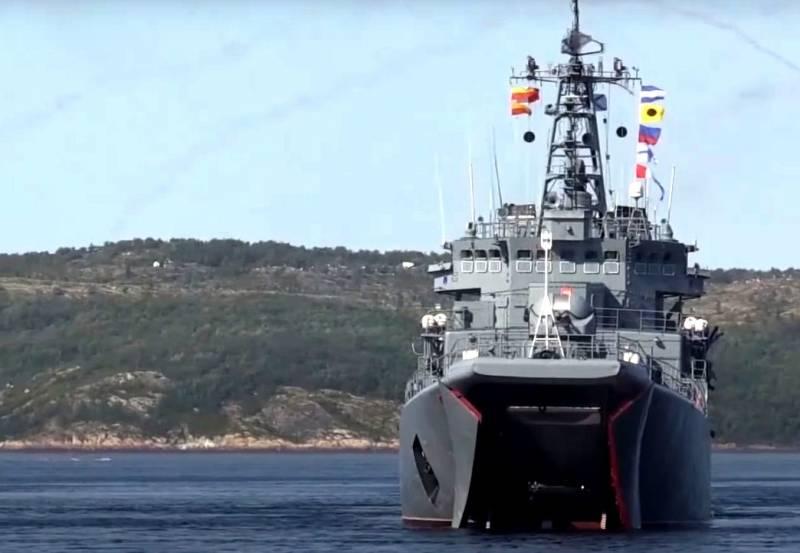 День Северного флота России. Как защищены рубежи Арктики
