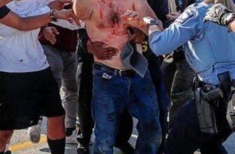 Въехавший на грузовике в толпу в Миннеаполисе оказался украинцем