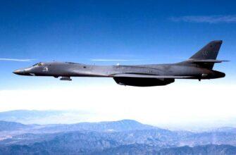 Зачем бомбардировщики Rockwell B-1B Lancer летели к Крыму прямо из США