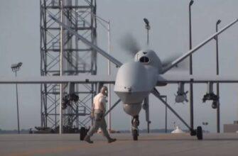 Американский ударный беспилотник MQ-9 Reaper получил новые возможности
