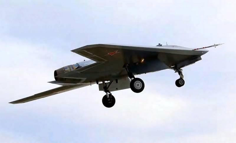 Российский ударный БПЛА «Охотник» застрахуют на солидную сумму