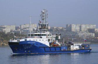 «Андрей Степанов» пройдёт по Северному морскому пути