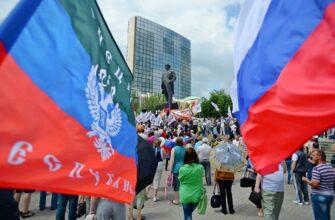 Донбасс имеет право стать Россией