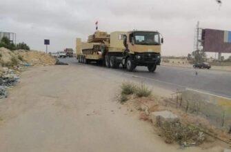 Египет двинул войска к границам Ливии