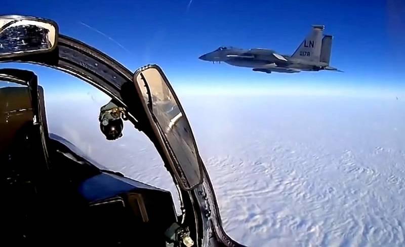 Россия предложила НАТО договориться по поводу перехвата боевых самолетов