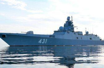 «Адмирал Касатонов» выполнил стрельбу противоторпедой