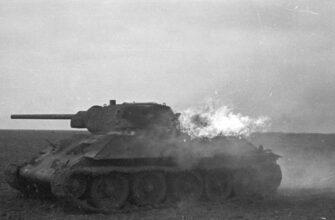 Танкист рассказал, как выбирался из горящего танка