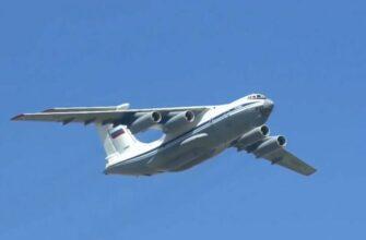 1 июня – День военно-транспортной авиации РФ