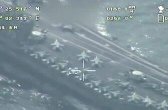 В китайском Sohu Ирану предложили топить американские авианосцы