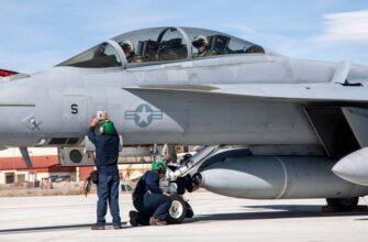 Гнездо «Шершней». Зачем США покупают F/A-18 вместо дополнительных F-35C?