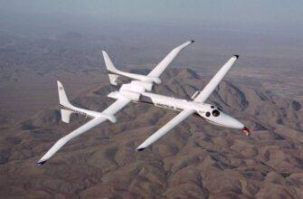 Секретные экспериментальные самолеты засняли в США