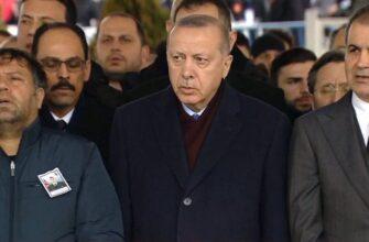 Эрдоган опасается растущего влияния пророссийски настроенных генералов армии Турции