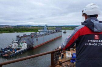 Корвет «Герой Российской Федерации Алдар Цыденжапов» отправился во Владивосток