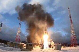 ЕКС «Купол»: Россия создала группировку спутников для предупреждения о ракетных ударах