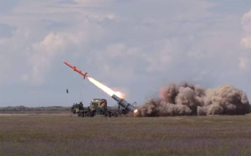 На Украине: ракета «Нептун» может «дотянуться» до кораблей в Новороссийске
