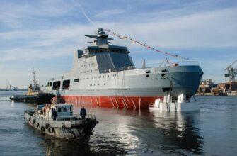 В США российский ледокол с «Калибрами» назвали наступательным вооружением