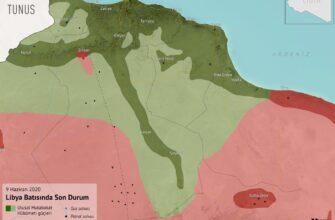 Коротко по Ливии. 09.06.2020