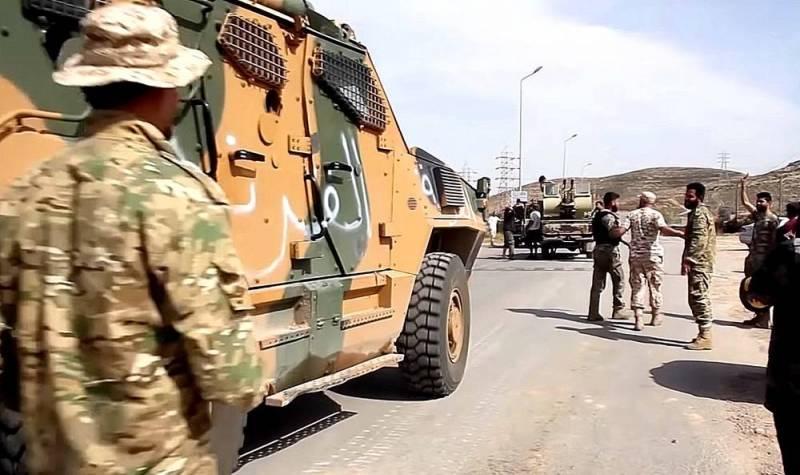 Названа сумма, которую получила Турция за участие в ливийской войне