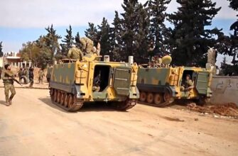 СМИ: Протурецкие боевики в Ливии деморализованы