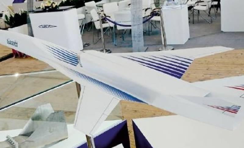 В Институте имени Жуковского начата разработка сверхзвукового гражданского самолета
