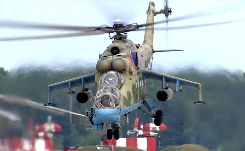 Легендарный Ми-24 модернизируют до уровня современных вертолётов