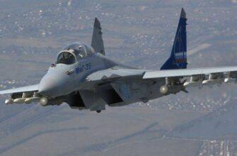 МиГ-35 получит перспективное вооружение