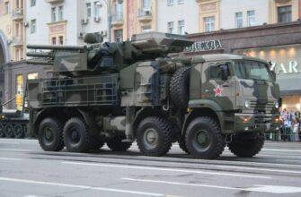 «Панцирь-С1» примет участие в битве за Сирт