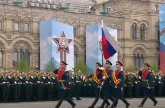 Стали известны участники парада Победы от других государств