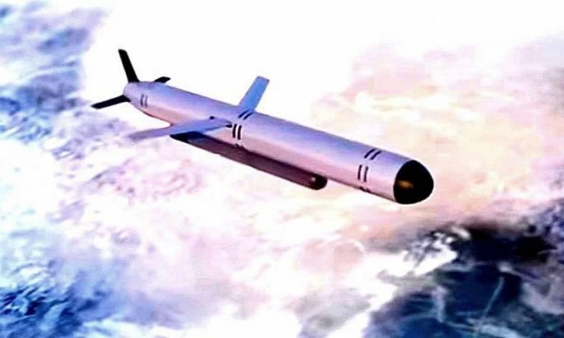В России замечены приготовления к испытаниям ракеты «Буревестник»