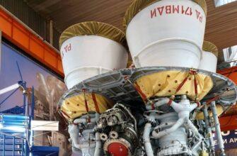 «Роскосмос» изготовит два десятка «царь-двигателей» РД-171МВ