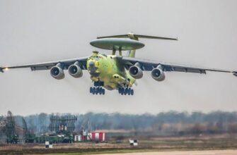 Чем примечателен российский секретный самолет ДРЛО А-100 «Премьер»