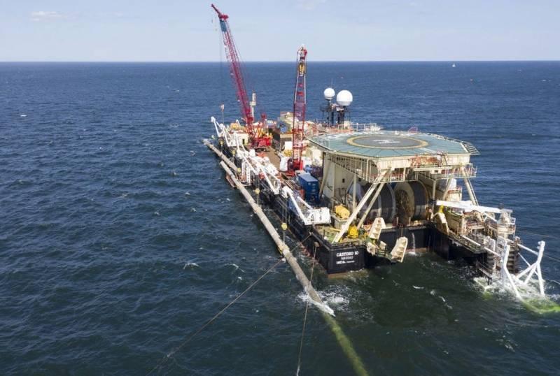 Американская пресса рассказала, кого «раздражает» строительство газопровода «Северный поток-2»