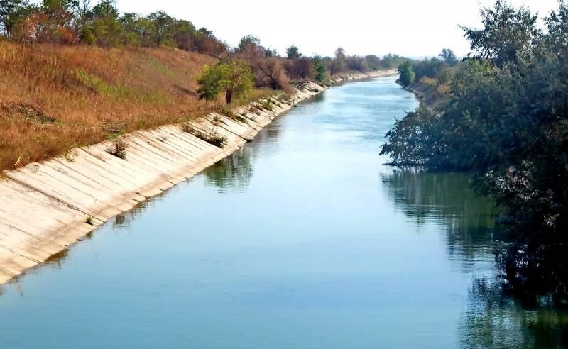 Почему Крым сам отказался от украинской воды