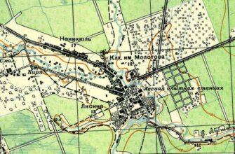 Почему советские военные карты удивили американцев
