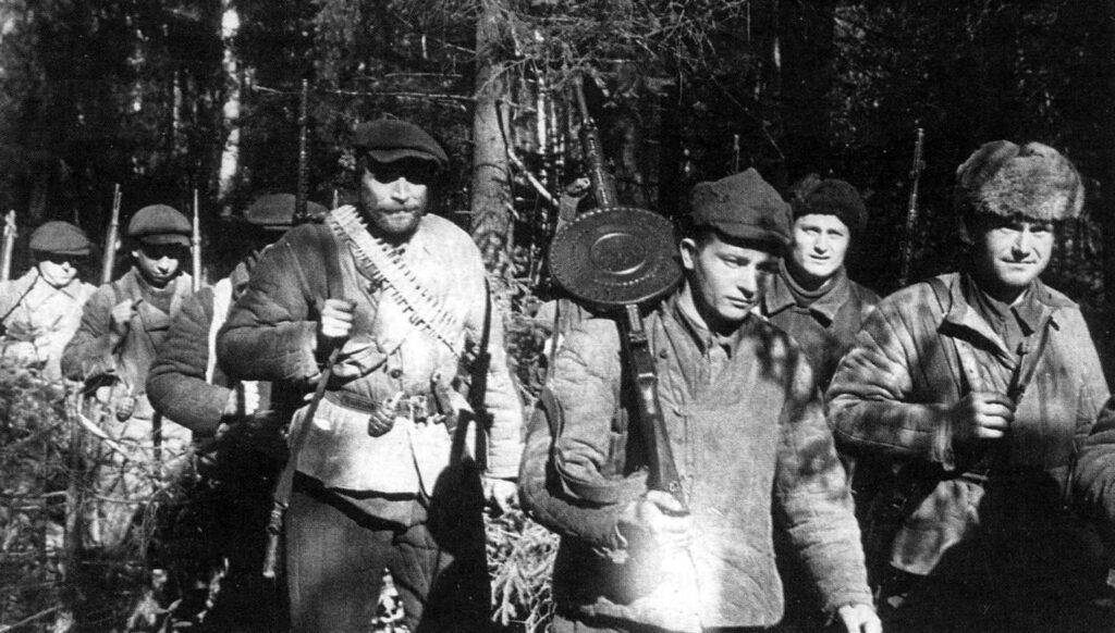 «Не давать врагу передышки»: снабжение партизан в годы войны
