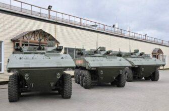 «ВПК» готово к созданию колёсного танка