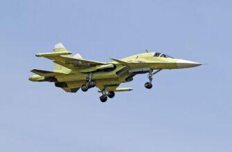 Завершение контракта на Су-34 для ВКС России
