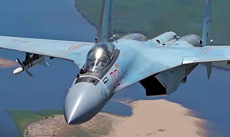 На Западе озабочены применением искусственного интеллекта на самолётах ВКС РФ