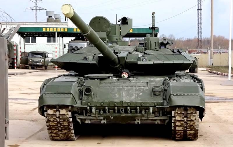В Китае считают, что Т-90М составит серьезную конкуренцию «Армате»