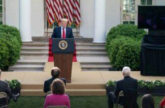 Трамп вышел из специального бункера и заявил о готовности ввести армию в города США
