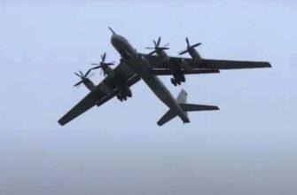 Почему США подняли именно F-22 Raptor на сопровождение Ту-95МС ВКС РФ: о причинах