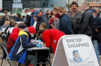 Агент Путина? Госконтроль Беларуси уже не знает в чём ещё обвинить Бабарико