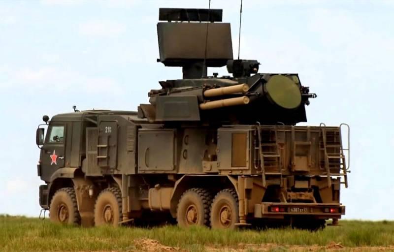 «Это по-настоящему эффективное оружие»: в Индии заявили о возможности приобретения российских ЗРПК «Панцирь»