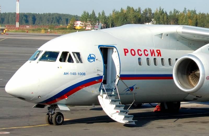 Эксперт: Путин пытался спасти украинский Ан-148, но это не помогло